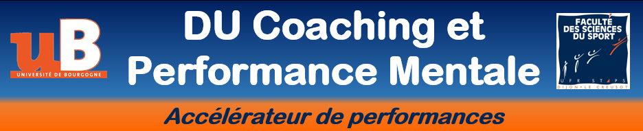 DU Coaching et Performance Mentale